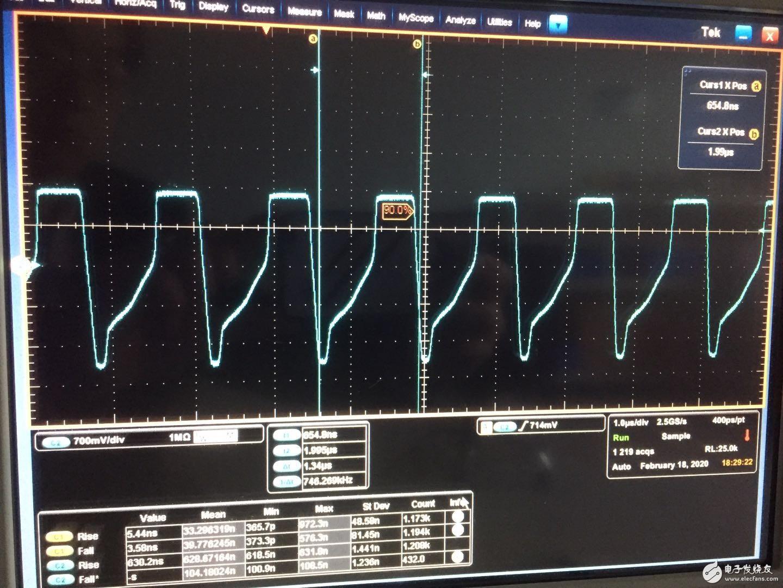 跨阻放大器振荡
