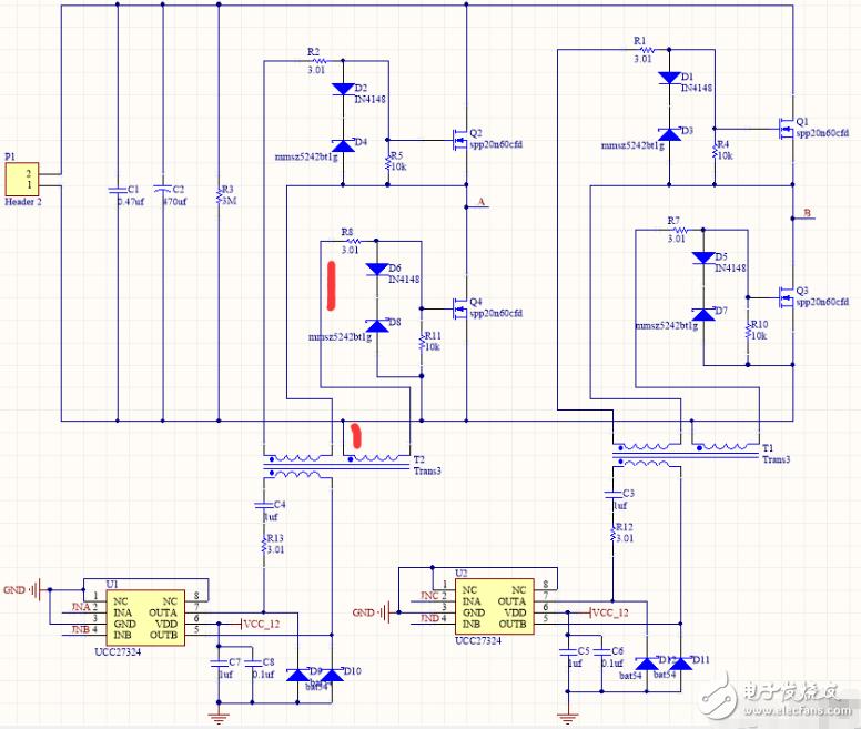 脉冲变压器驱动开关管,驱动波形占空比最大可以达到多少?