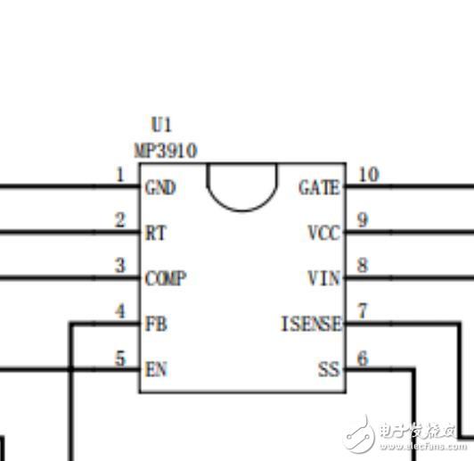 求大神指導MP3910芯片內部結構及各個引腳的功能、作用
