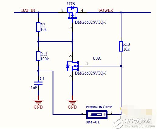请教关于MOS管电路栅极电压问题?