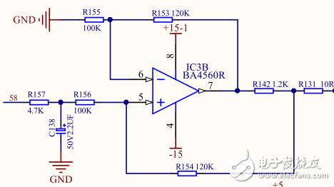 運算放大器的輸出端可以接在同向輸入端嗎?