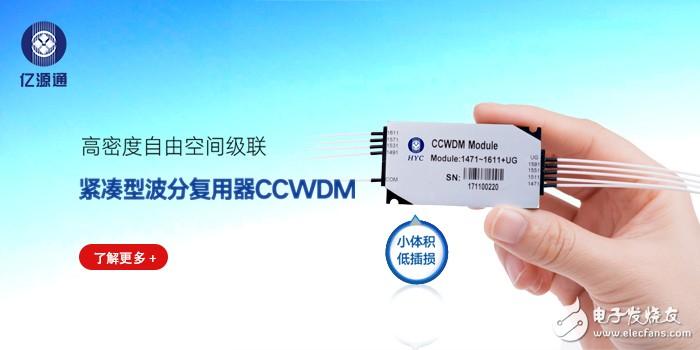 什么是光无源器件CCWDM?