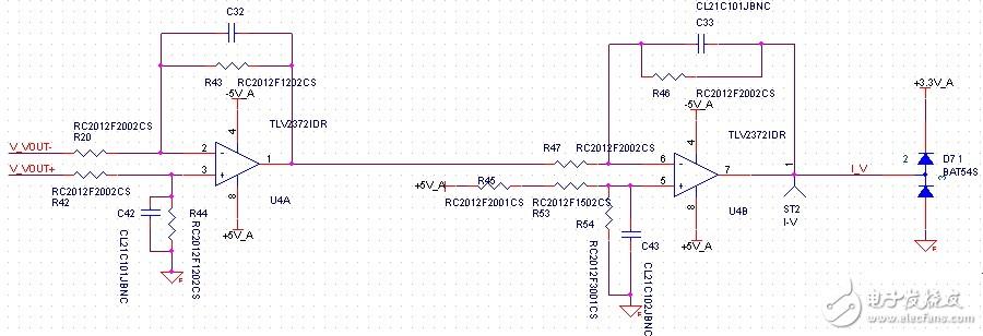 請教一個運放電路的什么原理?