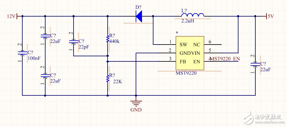 请问电压转换芯片如何仿真?
