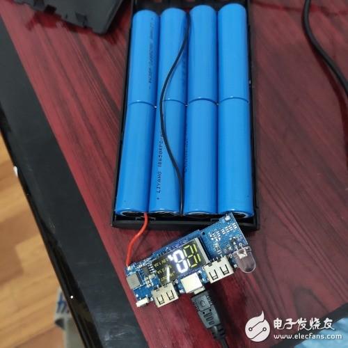 这样的充电宝电池能换吗