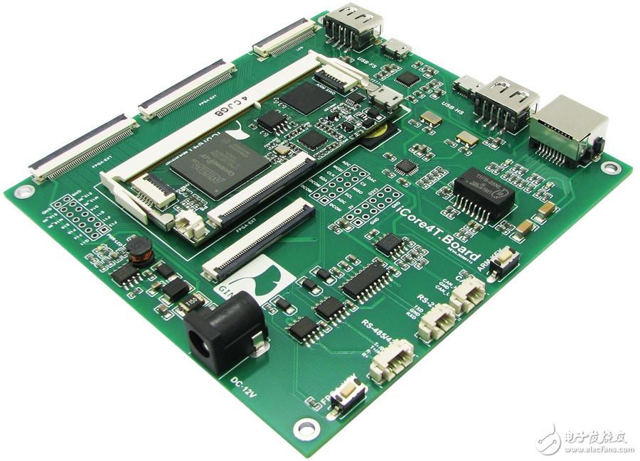 【银杏科技ARM+FPGA双核心应用】STM32H7系列53——RS-485