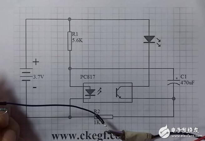 我想問一下這個電路是如何工作的?
