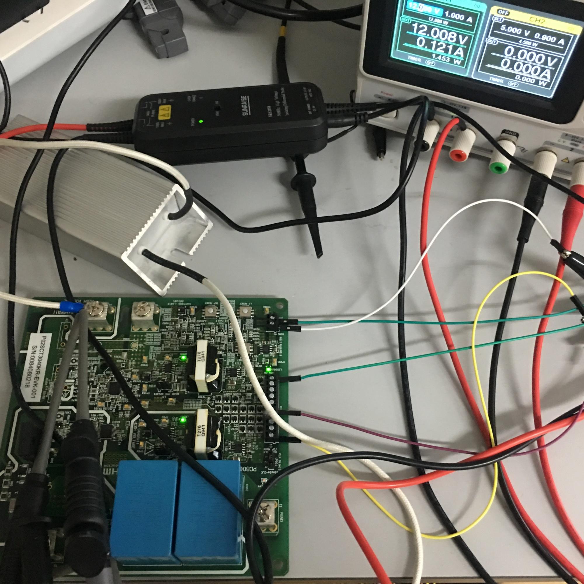 【羅姆SiC-MOSFET 試用體驗連載 】+單管測試