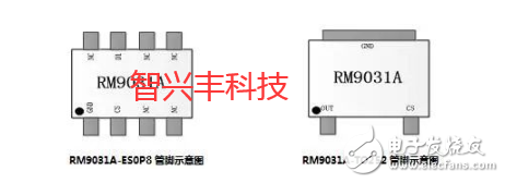 單段恒功率線性LED恒流芯片RM9031A