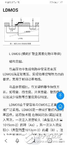 LDMOS介绍