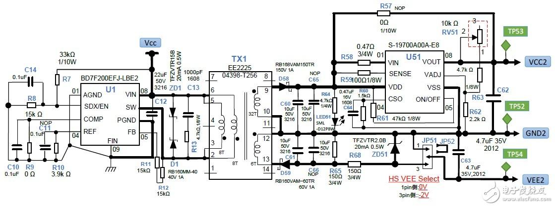 【罗姆SiC-MOSFET 试用体验连载】SiC开发板主要操你啦影院分析以及SiC Mosfet开关速率测试