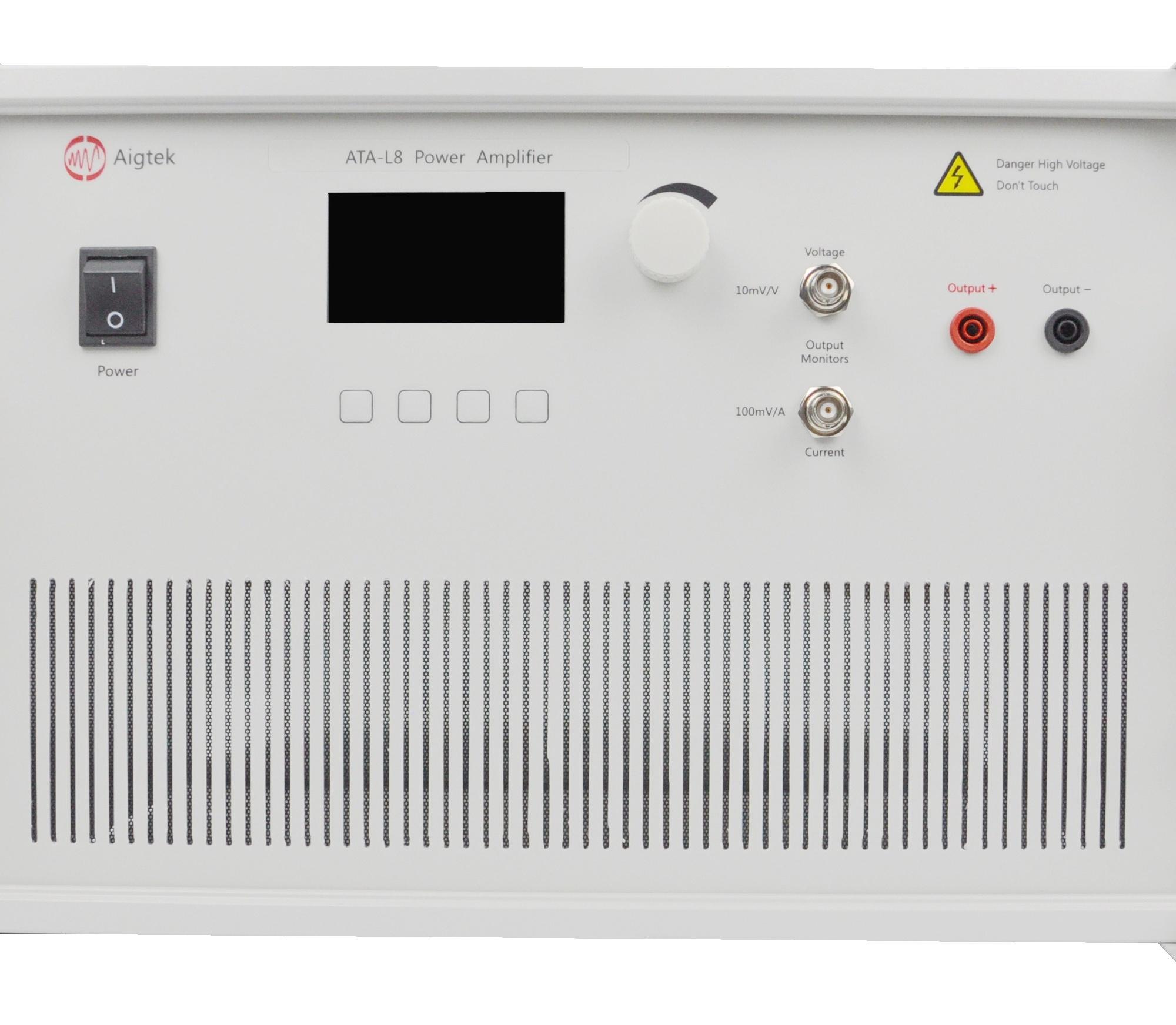 水声器耦合中低频功率放大器的作用是什么?
