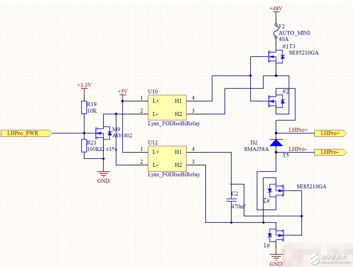 无刷直流电机正转突然进行反转MOS管被击穿,这是什么原因造成的?