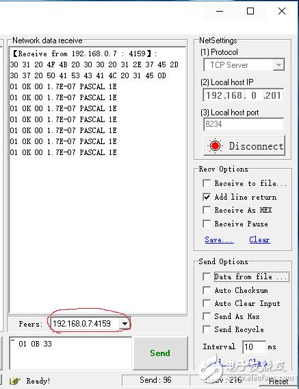我想用以太网连接电脑和设备,为什么NI MAX没显示我设置好的以太网IP 呢?