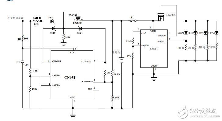 太阳能LED灯技术方案
