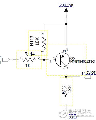 三极管PNP做开关电路的问题