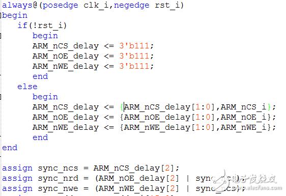 求大神看一下,為什么這個sync_ncs