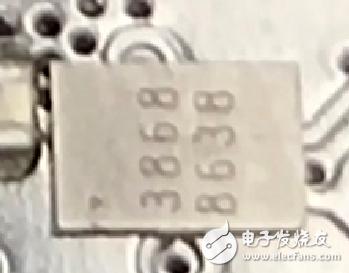 请问这是什么芯片?小米对讲机上的