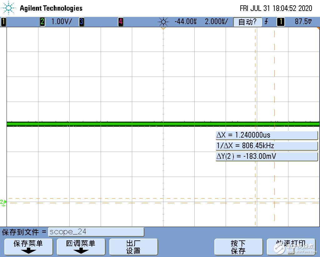 【MPS电源评估板试用体验】MPM54304芯片引脚GPIO的配置方法和测试