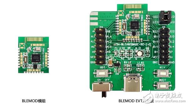 沁恒微CH57X 完成BLE Mesh无线组网方案 分享