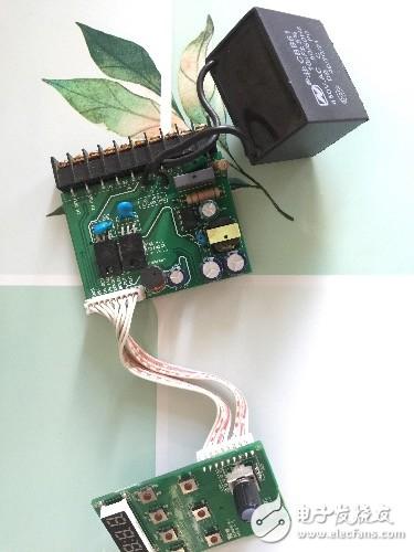 直流电机调速控制器