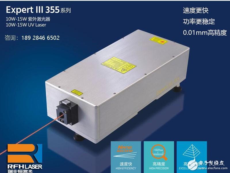 pcb電路板紫外激光器打標二維碼無明顯熱效應無毛刺