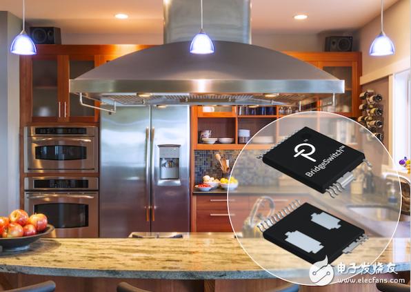 在无刷直流电动机的磁场定向控制中使用BridgeSwitch电流感测信号输出!