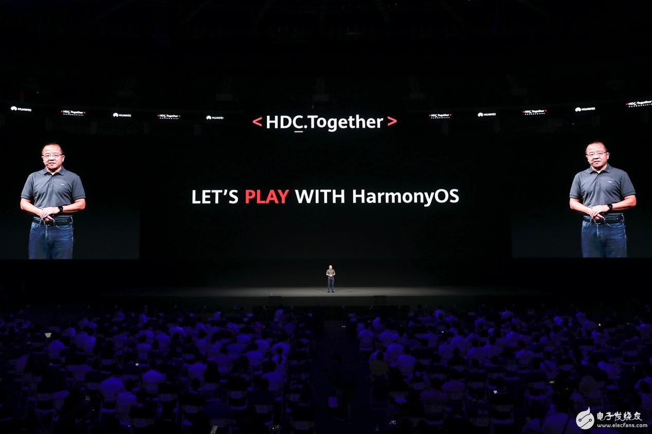华为HarmonyOS 2.0正式发布,共赢移动终端产业的下一个十年