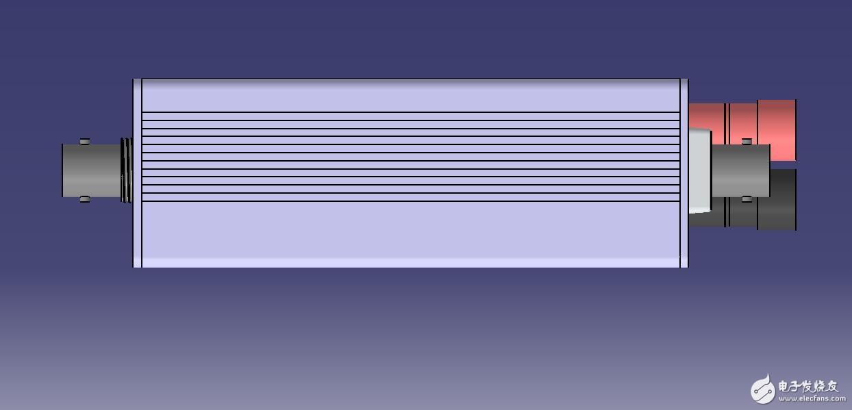 pA级电流检测器放大器/前置放大器/光电流/生物电流/离子电流/电化学传感器