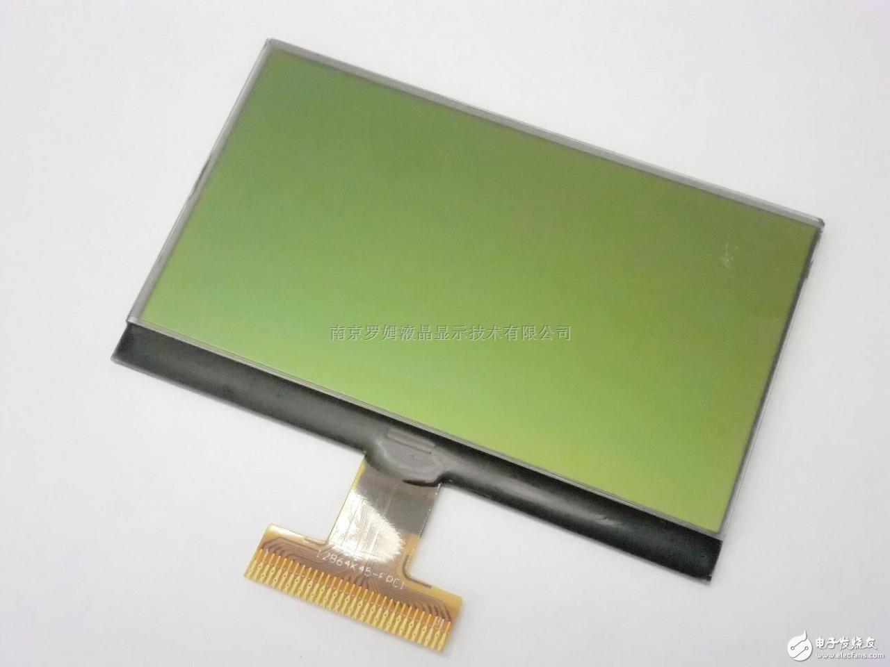 LCD液晶屏与OLED液晶屏的区别