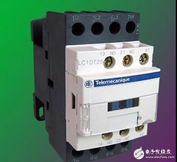 电动机接触器热元件选择