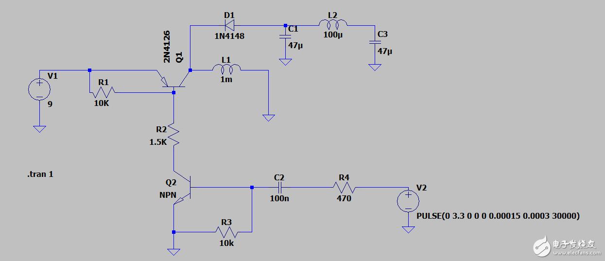 原理图中的电感的作用?