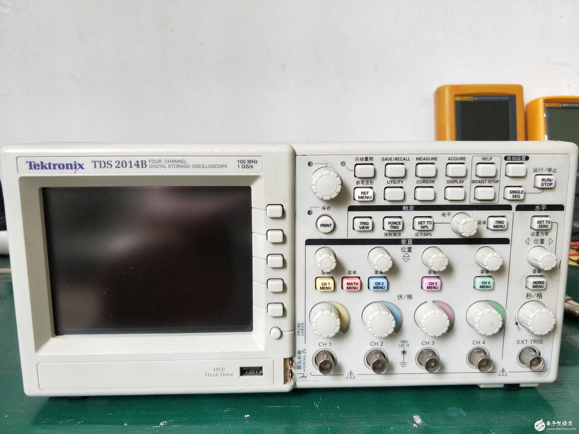 Tektronix数字荧光示波器DPO2002B参数