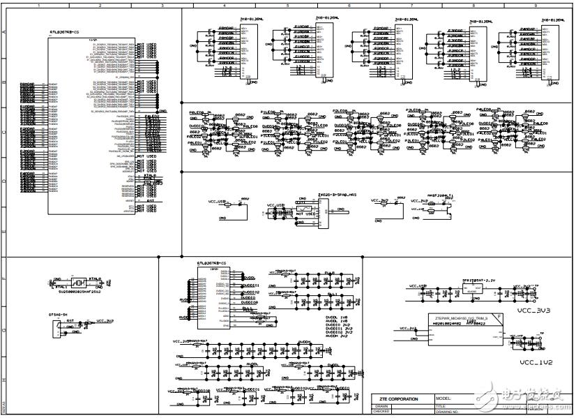 用RTL8367RB打造的五口全千兆交换机!开源啦