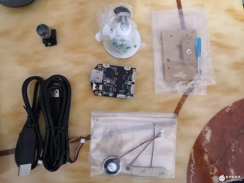 【HarmonyOS HiSpark IPC DIY Camera試用連載 】Hi3518 HiSpark IPC DIY Camera開箱