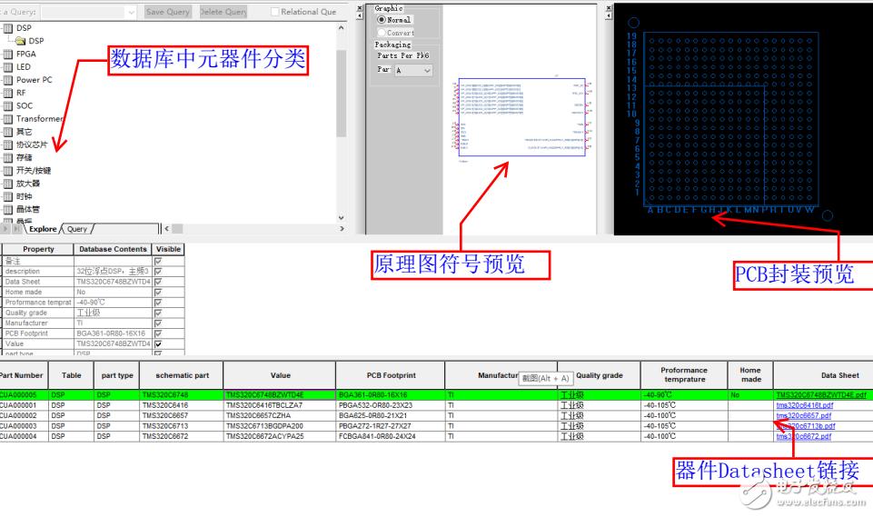 分享个orcad CIS元器件数据库及平台搭建的成功案例
