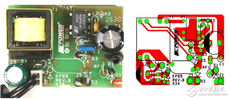 2W充电器:替代非稳压线性电源的解决方案