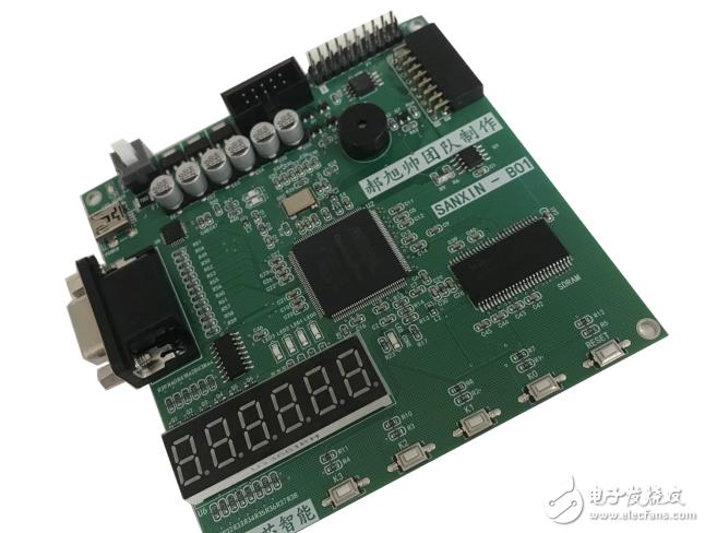 FPGA开发板,初学小白必备!