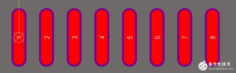 用AD20绘制NSOP的芯片封装-PCB绘制-适用于其他双排类型的IC-详细过程-学习记录
