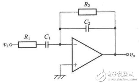 请问这个电路实现的是什么功能啊?应该如何分析?