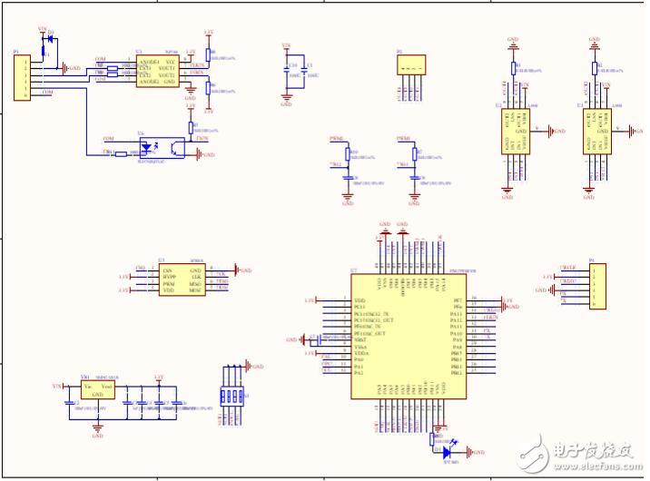 闭环伺服步进电机全套资料(原理图+PCB+源码)