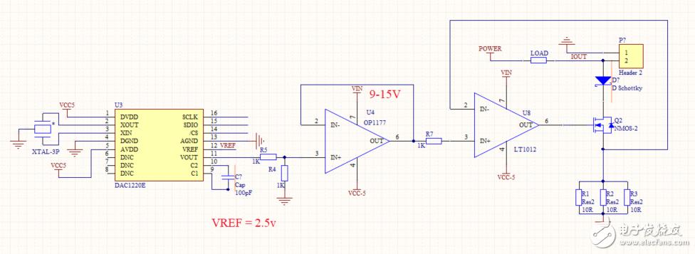 电流源设计问题请教