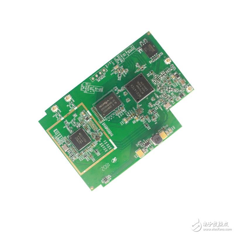 联发科MT7628AN+MT7612EN双频无线路由模组科普
