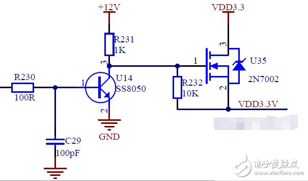 MOSFET的开关电压Vgs