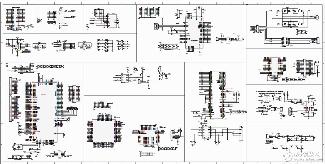 DSP2407 开发板实现SPI的电路方案设计(原理图+PCB+源代码)