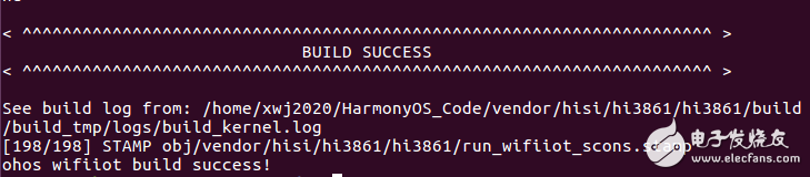 【HarmonyOS HiSpark Wi-Fi IoT 套件试用连连载】我和鸿蒙的亲密接触----烧写demo