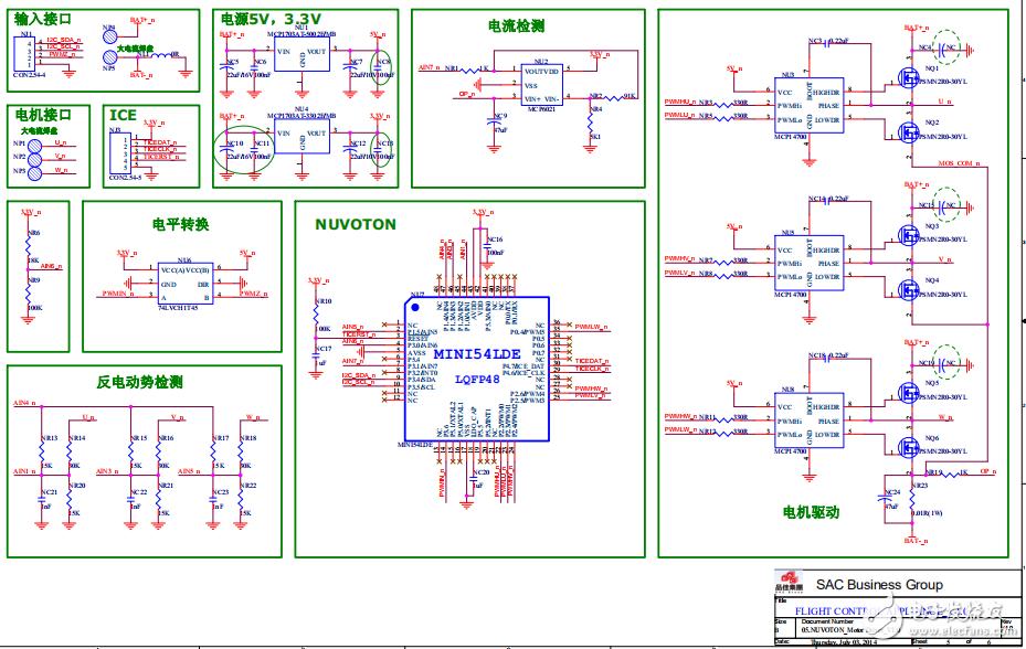 NXP 多轴智慧飞行器软硬件解决方案