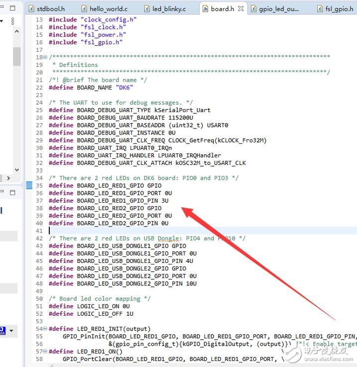 【大联大世平 NXP ZigBee JN5189开发板试用体验】根据例程点灯
