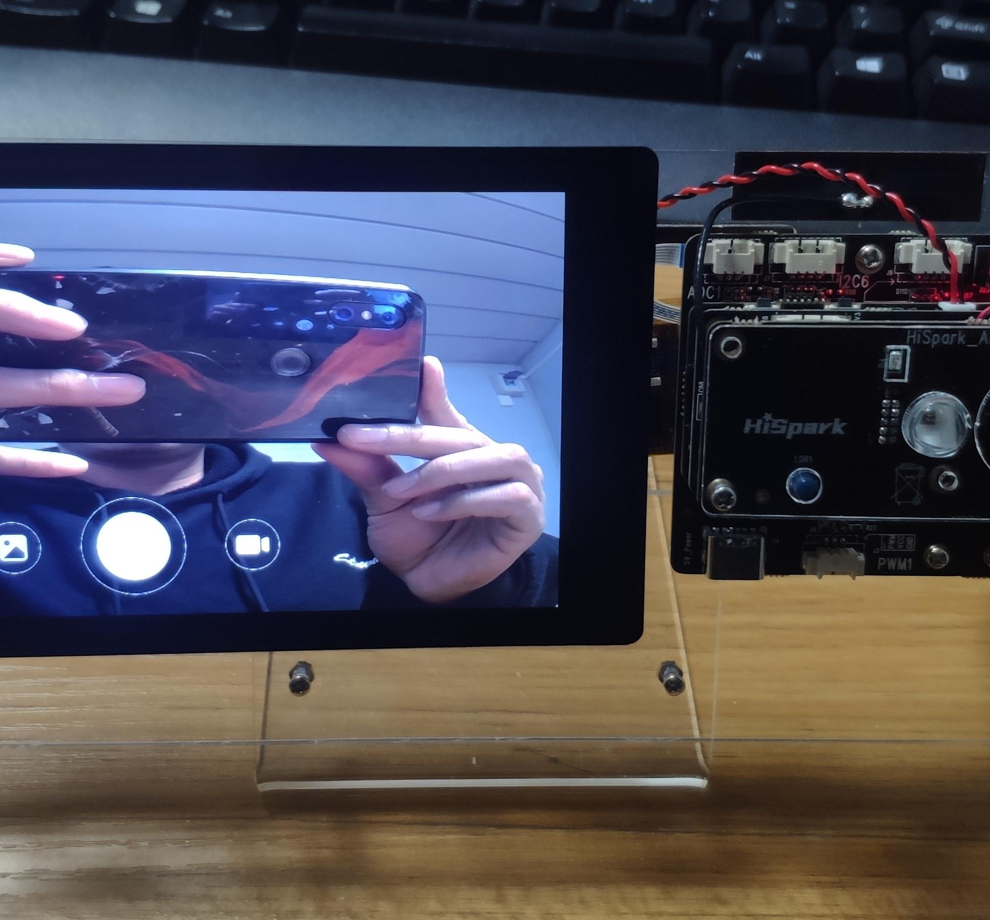 【HarmonyOS HiSpark AI Camera试用连载 】第一篇:开箱报告