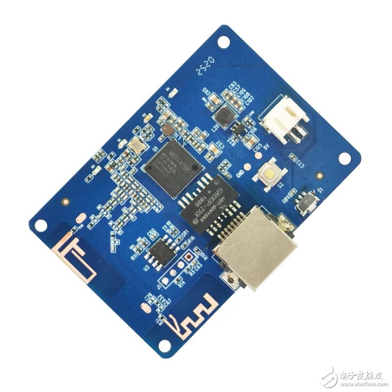 MT7628KN联发科芯片无线中继模块方案经验